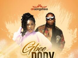 AK Songstress - Gbee Body ft. Edem