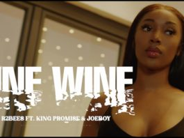 R2Bees – Fine Wine ft. King Promise & Joeboy (Official Video)